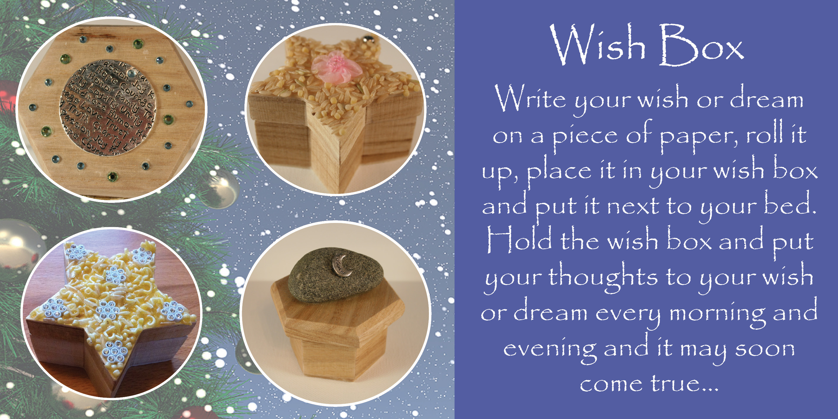 WishDream Boxes Craftsandgiggles